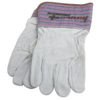Forney 55199 Unlined Leather Welding Gloves 12.25""