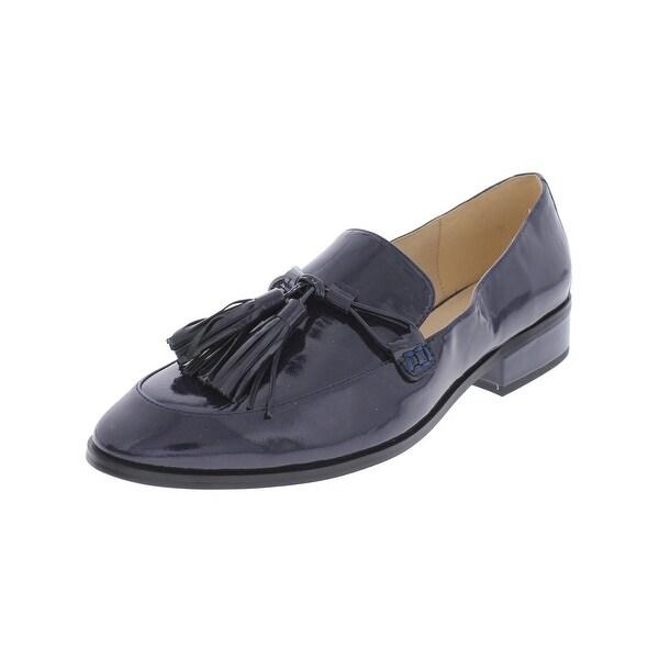 IMNYC Isaac Mizrahi Womens Bianca Loafers Almond Toe Dress