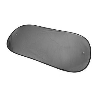 Universal Nylon Mesh Foldable Front Window Windshield Sun Shade Visor for Car