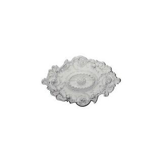 "Ekena Millwork CM30SG 30.5"" Wide Strasbourg Ceiling Medallion"