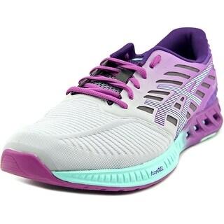 Asics FuzeX Women  Round Toe Synthetic Purple Running Shoe