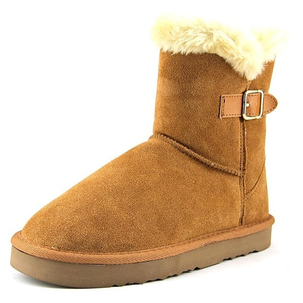 Style & Co. Womens TINY 2 Suede Closed Toe Mid-Calf Cold Weather Boots