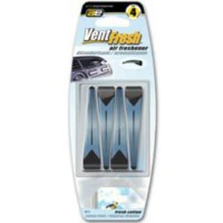 Auto Expressions VNT-27 Vent Stick Fresh Cotton Air Freshener