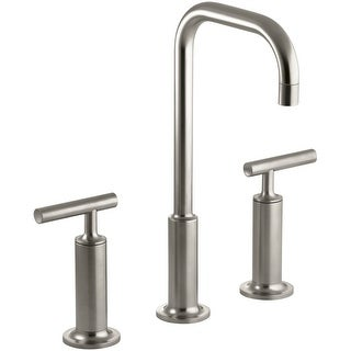 Kohler K-14408-4  Purist Widespread Bathroom Faucet with Ultra-Glide Valve Technology