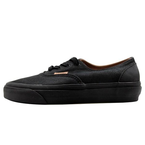 Vans Men's Era Decon CA Black/Rubber VN-0OX1GJP Size 7