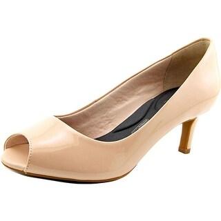 Rockport Finula Peep Women  Peep-Toe Leather  Heels