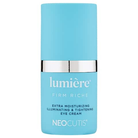 Neocutis Lumiere Firm Riche Extra Moisturizing Illuminating and Tightening Eye Cream 15 ml