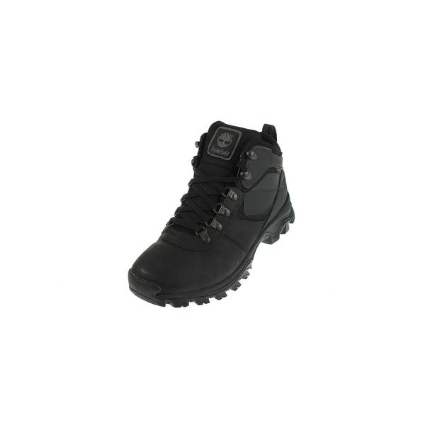 Timberland Mens Mt. Maddsen Hiking Boots Waterproof Lined - 7 medium (d)