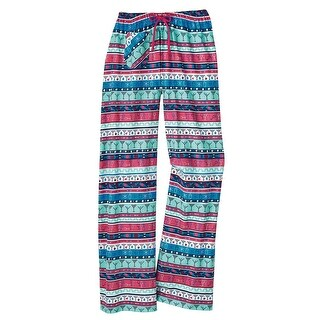 Women's Winter Whimsy Lounge Pants - Be Merry