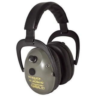 Pro ears gsp300g pro ears gsp300g predator gold nrr 26 green