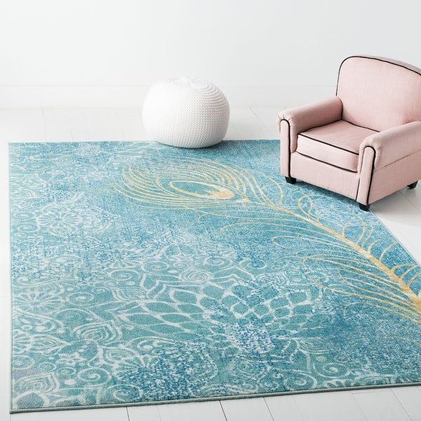 SAFAVIEH Collection Inspired by Disney's Live Action Film Aladdin- Dream Rug. Opens flyout.