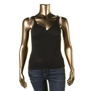 Leright Womens Underwire Shaping Tank - XL