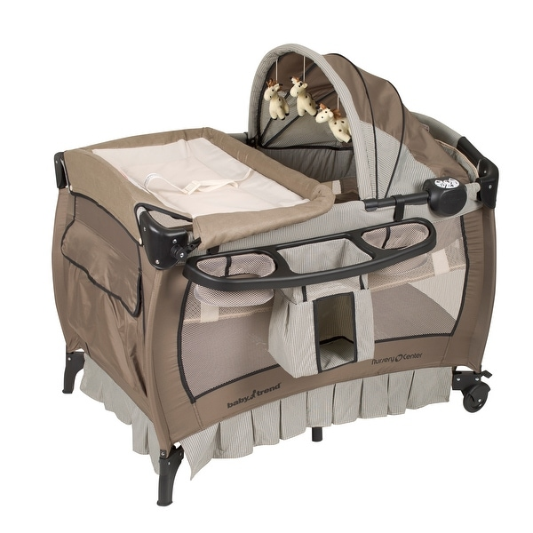 Baby Trend Deluxe Nursery Center - Full size. Opens flyout.