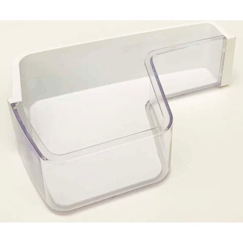 OEM Samsung Refrigerator Door Bin Basket Shelf Tray Shipped With RF263BEAESR/AA (0000), RF263BEAEWW