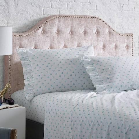Lady Pepperell Odette Floral Sheet Set