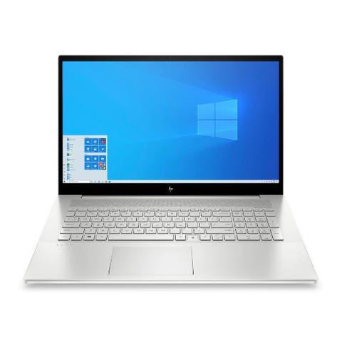 HP Envy 17M 11th Gen Intel i7 12GB 512GB 17.3 Full HD Touch Laptop (Renewed)