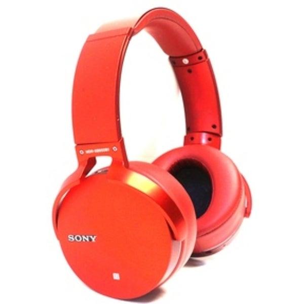 fad1fb0ccd1 Sony MDR-XB950B1/R Extra Bass On Ear Wireless Headphones - Bluetooth - Red