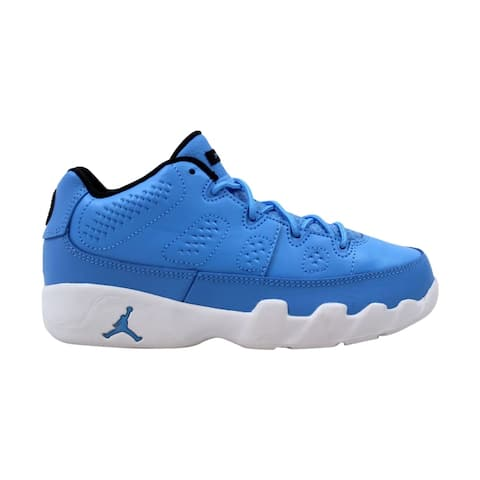 Nike Pre-School Air Jordan IX 9 Retro Low BP University Blue/University Blue-White-Blue 833905-401