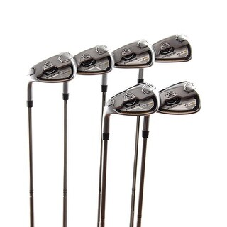 New Cobra Fly-Z Iron Set 6-PW,GW R-Flex Dynalite XP 85 Steel LEFT HANDED
