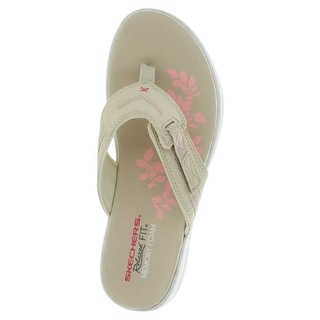 Skechers Upgrades Marina Bay Women's Thong Sandals