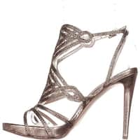 INC International Concepts Womens Surrie Open Toe Ankle Strap