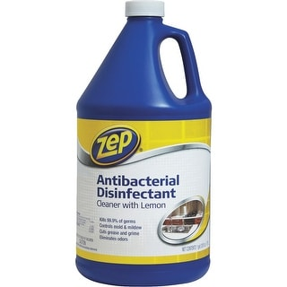 Zep Commercial 128Oz Antibactrl Cleaner