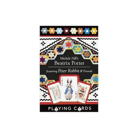 C&T MHill's Beatrix Potter Playing Cards