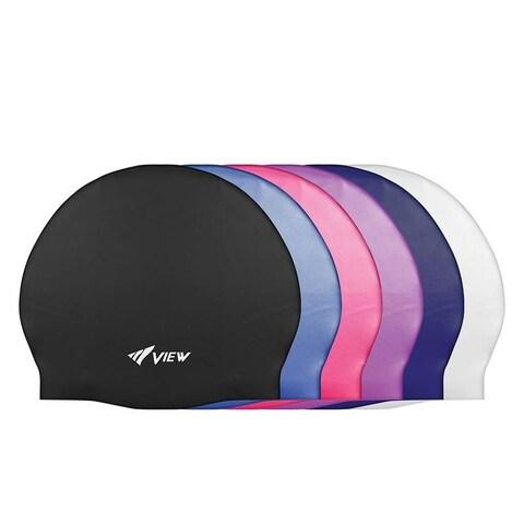 VIEW Swimming Gear V-31 Silicone Swim Cap