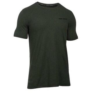 Under Armour UA Men's Athletic Shirt Charged Cotton Short Sleeve UA 1277085