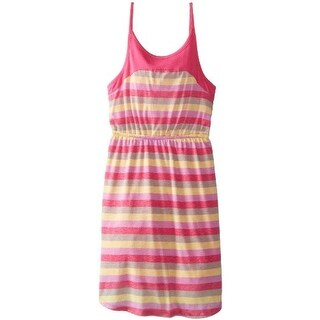 Splendid Girls Striped Casual Dress
