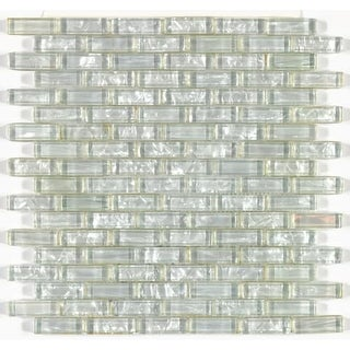 Mohawk Industries 15287 Pearl Shimmer Floor Tile - 12 Inch X 12 Inch (Sold by Sh - pearl shimmer