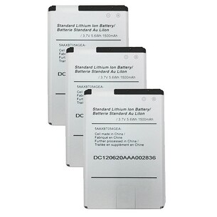 Battery for Kyocera SCP-46LBPS (3-Pack) Replacement Battery