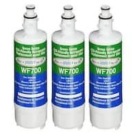 Aqua Fresh Water Filter For LG LT700P / ADQ36006101 Kenmore 46-9690 Refrigerator Water Filter by Aqua Fresh (3-Pack)