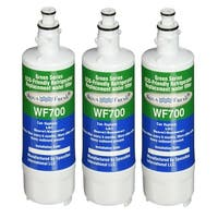 Replacement Water Filter For LG RWF1052 Refrigerator Water Filter by Aqua Fresh (3 Pack)