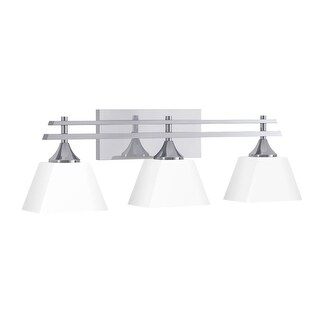 "Park Harbor PHVL2233 McBryde 28"" Wide 3 Light Bathroom Fixture"