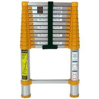Xtend+Climb 780P Heavy Duty Aluminum Telescoping Ladder, 2.5' - 12.5'
