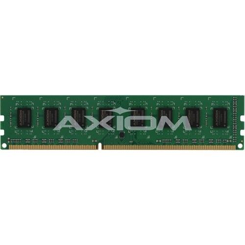 """""""Axion 713979-B21-AX Axiom PC3L-12800 Unbuffered ECC 1600MHz 1.35v 8GB Low Voltage ECC Module - 8 GB - DDR3 SDRAM - 1600 MHz"""