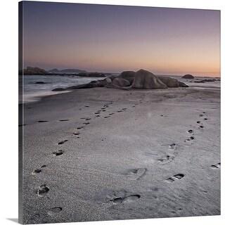 Premium Thick-Wrap Canvas entitled Rocas San Vicente (5 options available)
