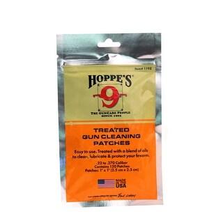 Hoppes 1198 hoppes 1198 hoppe's .22 treated patches,bag