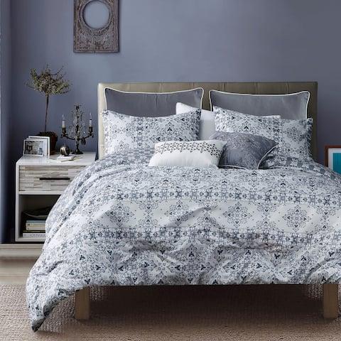 Esca Kira Fabric Polyester 7PC Comforter Set