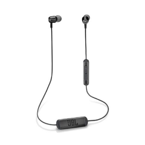 JBL Duet Mini Bluetooth Wireless In Ear Headphones Black - 6.2 X 4 X 2.8