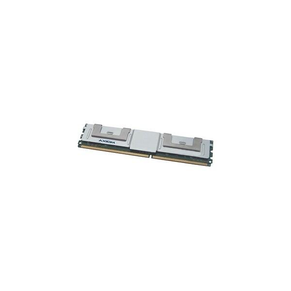 Axion AXG17991287/2 Axiom 8GB FBDIMM Kit (2 x 4GB) TAA Compliant - 8 GB (2 x 4 GB) - DDR2 SDRAM - 667 MHz DDR2-667/PC2-5300 -