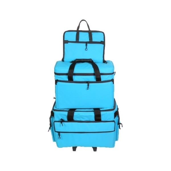 Shop BlueFig TB40 Sewing Machine CarrierProject BagNotion Bag In Awesome Bluefig Tb19 Sewing Machine Trolley