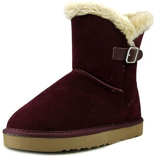 Link to Style & Co. Womens TINY2 Round Toe Ankle Cold Weather Boots Similar Items in Women's Shoes
