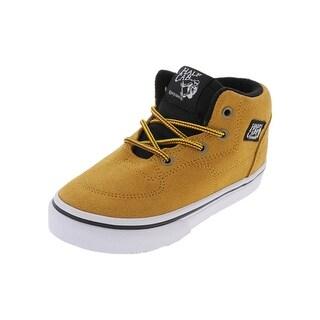 Vans Boys Half Cab Skateboarding Shoes Mid-High Hiking