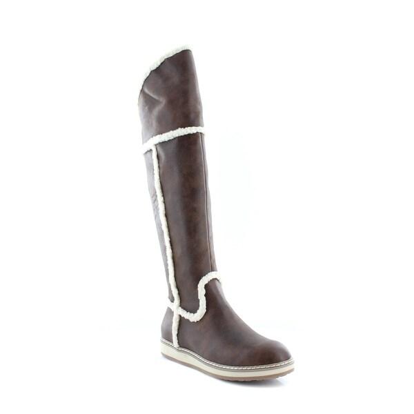 White Mountain Tomi Women's Boots Cognac