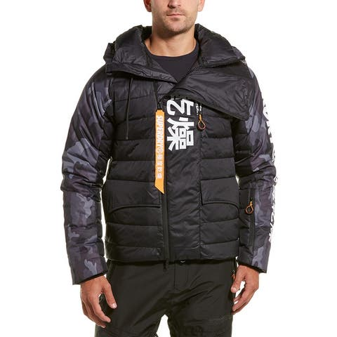 Superdry Japan Edition Padded Down Coat