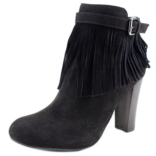 Material Girl Persia Women Black Boots