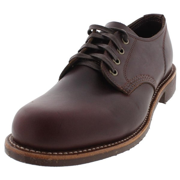 Chippewa Mens Oxfords Leather Service - 9 medium (d)