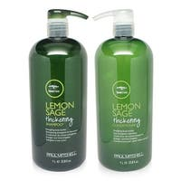 Paul Mitchell Tea Tree Lemon Sage Thickening Shampoo and Conditioner 33.8 Oz Combo Pack